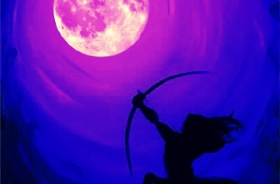 Full Moon in Sagittarius_Letting Go at the Deepest Level!